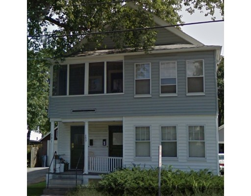 Multi-Family Home for Sale at 389 Grant Street Framingham, Massachusetts 01702 United States