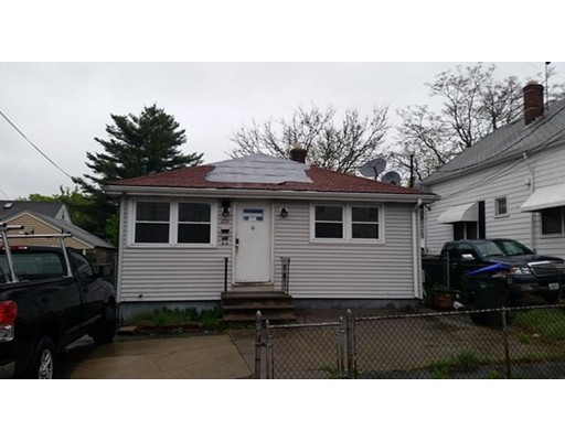 Single Family Home for Sale at 279 Althea Street Providence, Rhode Island 02909 United States