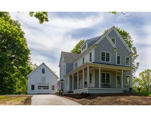 Single Family Home for Sale at 999 Main Street Hanover, Massachusetts 02339 United States