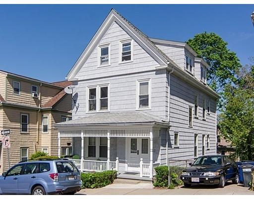 Multi-Family Home for Sale at 42 Kittredge Street Boston, Massachusetts 02131 United States