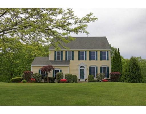 Single Family Home for Sale at 8 Bay Farm Lane Grafton, Massachusetts 01560 United States