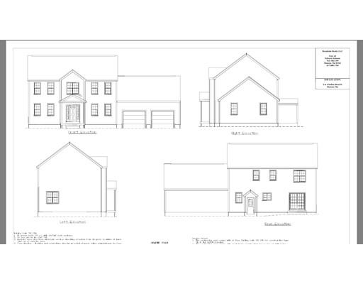 独户住宅 为 销售 在 4 Indian Head Hanson, 马萨诸塞州 02341 美国