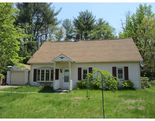独户住宅 为 出租 在 10 Worcester Road Townsend, 马萨诸塞州 01469 美国