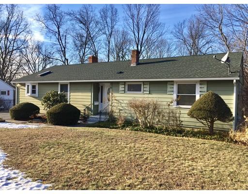 独户住宅 为 出租 在 51 Janet Circle 什鲁斯伯里, 马萨诸塞州 01545 美国
