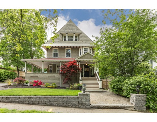 Condominio por un Venta en 163 Park Avenue Arlington, Massachusetts 02476 Estados Unidos