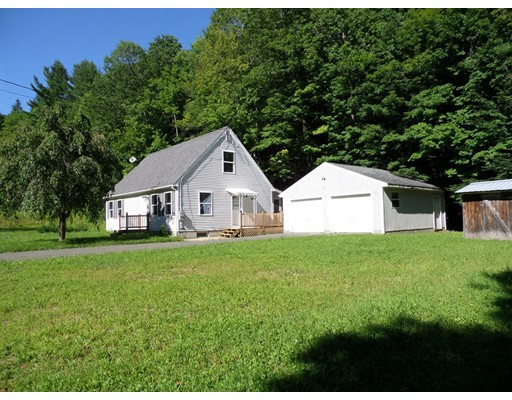 Single Family Home for Sale at 12 Bush Road 12 Bush Road Cummington, Massachusetts 01026 United States