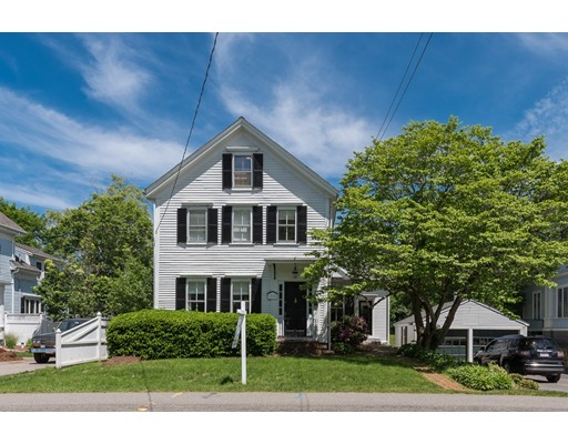 Casa Unifamiliar por un Venta en 662 Main Street Hingham, Massachusetts 02043 Estados Unidos