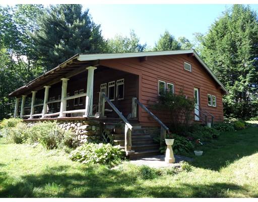 Частный односемейный дом для того Продажа на 9 Bell Road Middlefield, Массачусетс 01243 Соединенные Штаты