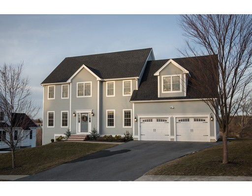 Single Family Home for Sale at 39 Magill Drive Grafton, Massachusetts 01519 United States