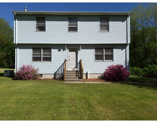 Single Family Home for Sale at 348 Old West Warren Road Warren, Massachusetts 01083 United States