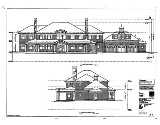 Частный односемейный дом для того Продажа на 441 Glen Road Weston, Массачусетс 02493 Соединенные Штаты