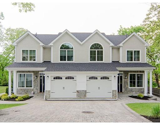 Condominium for Sale at 19 Carthay Circle Newton, Massachusetts 02461 United States