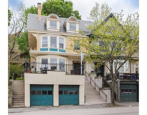 Condominium for Sale at 682 Washington Street Brookline, Massachusetts 02446 United States