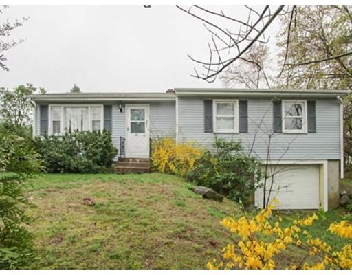 独户住宅 为 销售 在 49 Angell Street West Warwick, 罗得岛 02893 美国