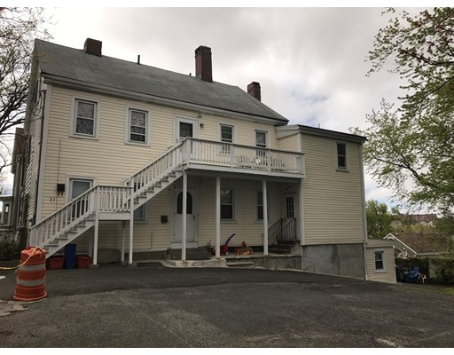 Multi-Family Home for Sale at 19 Suffolk Street Chelsea, Massachusetts 02150 United States
