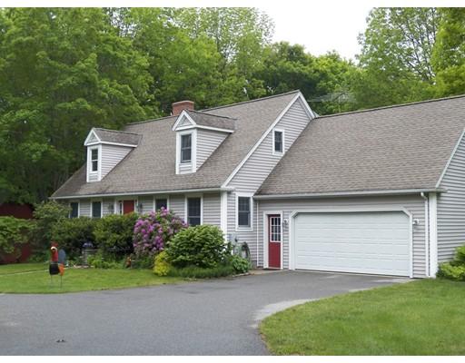 独户住宅 为 销售 在 481 Pomfret Street Brooklyn, 康涅狄格州 06234 美国