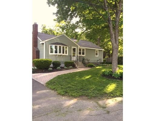 Single Family Home for Sale at 13 Burke Street Groveland, Massachusetts 01834 United States