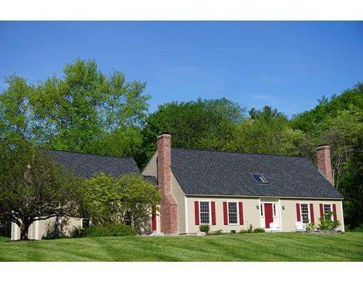 Casa Unifamiliar por un Venta en 2 Sherwood Drive Hollis, Nueva Hampshire 03049 Estados Unidos