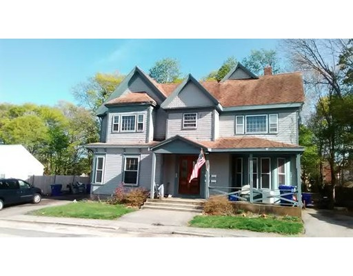 Multi-Family Home for Sale at 42 Linden Street Rockland, Massachusetts 02370 United States