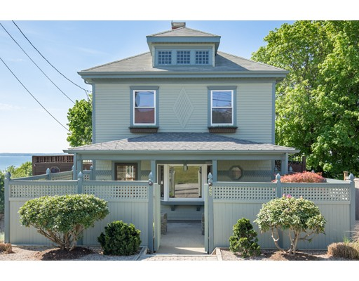 Casa Unifamiliar por un Venta en 28 Standish Avenue Hull, Massachusetts 02045 Estados Unidos