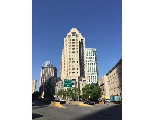独户住宅 为 出租 在 1 Huntington 波士顿, 马萨诸塞州 02116 美国