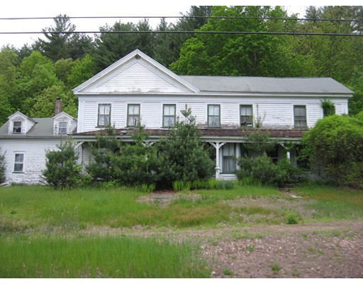 Single Family Home for Sale at 3114 Foster Street Palmer, Massachusetts 01069 United States