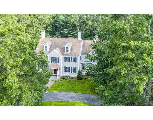 Single Family Home for Sale at 28 Osprey Lane Hanover, Massachusetts 02339 United States