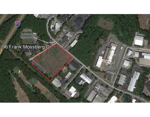 Land for Sale at 90 Frank Mosseberg Drive Attleboro, 02703 United States