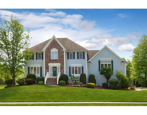 Частный односемейный дом для того Продажа на 50 Scotland Drive Tewksbury, Массачусетс 01876 Соединенные Штаты