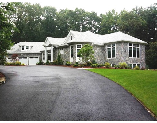 Single Family Home for Sale at 4 Woodlock Road Canton, Massachusetts 02021 United States