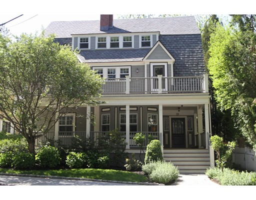 Additional photo for property listing at 28 Emerson Street  Brookline, Massachusetts 02445 United States