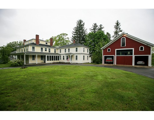Single Family Home for Sale at 88 Johnson Street North Andover, Massachusetts 01845 United States