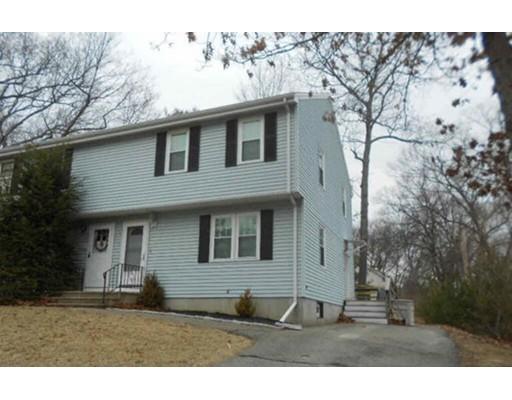 Single Family Home for Sale at 8 David Road Shrewsbury, Massachusetts 01545 United States