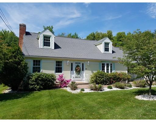 独户住宅 为 销售 在 353 Pease Road East Longmeadow, 01028 美国