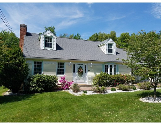 Single Family Home for Sale at 353 Pease Road 353 Pease Road East Longmeadow, Massachusetts 01028 United States