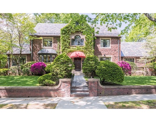 Single Family Home for Sale at 26 Chilton Street Brookline, Massachusetts 02446 United States