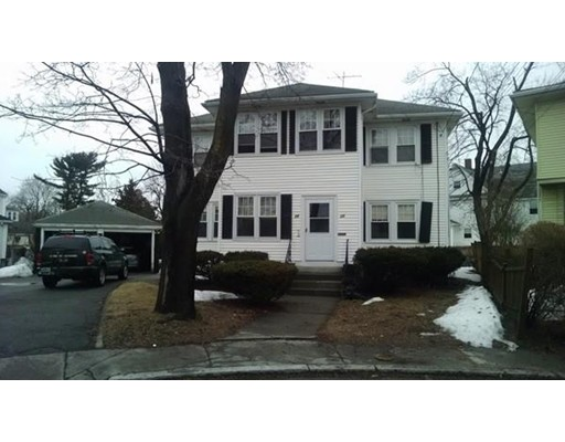 Single Family Home for Rent at 22 Lyman Terrace Waltham, 02452 United States
