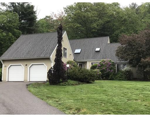 Single Family Home for Sale at 37 Garvey Road Framingham, Massachusetts 01701 United States