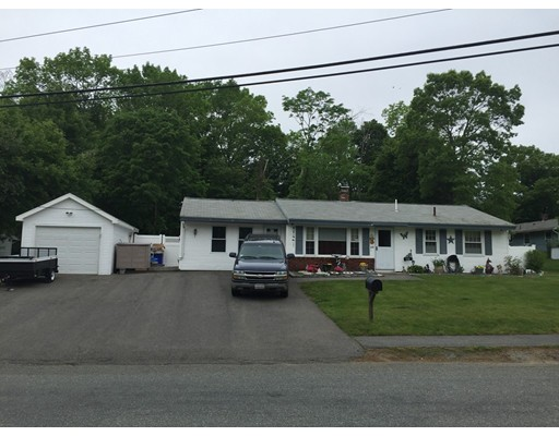 Single Family Home for Sale at 28 Dix Road Brockton, Massachusetts 02302 United States