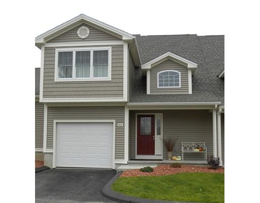Condominium for Sale at 517 Ideal Lane - Pondview Manor Ludlow, 01056 United States