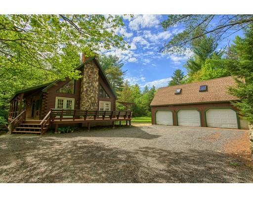 Maison unifamiliale pour l Vente à 145 Winchendon Road Royalston, Massachusetts 01368 États-Unis