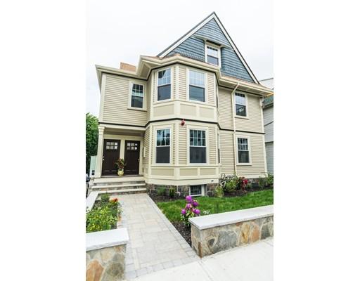 Condominium for Sale at 25 Albion Somerville, Massachusetts 02143 United States
