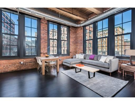 独户住宅 为 出租 在 319 A Street 波士顿, 马萨诸塞州 02210 美国