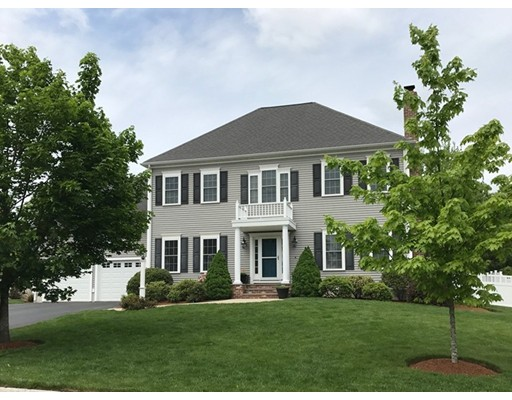 Casa Unifamiliar por un Venta en 31 Paddock Drive Plainville, Massachusetts 02762 Estados Unidos