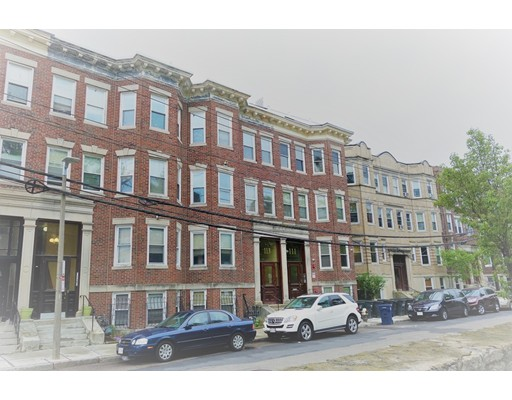 Single Family Home for Rent at 113 Townsend Street Boston, Massachusetts 02121 United States