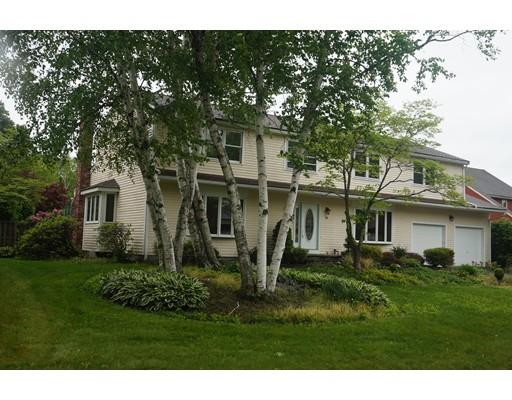 Single Family Home for Sale at 12 Kings Row Lane Framingham, Massachusetts 01701 United States