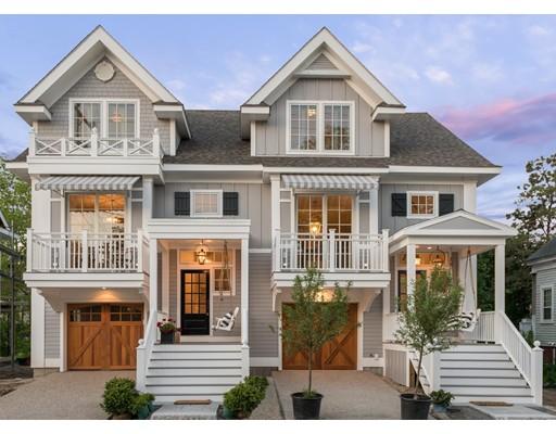 Condominio por un Venta en 24 Franklin #1 Exeter, Nueva Hampshire 03833 Estados Unidos