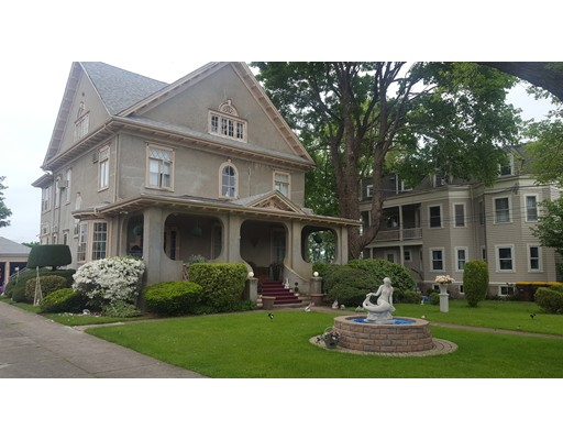 Single Family Home for Sale at 896 Highland Avenue 896 Highland Avenue Fall River, Massachusetts 02720 United States
