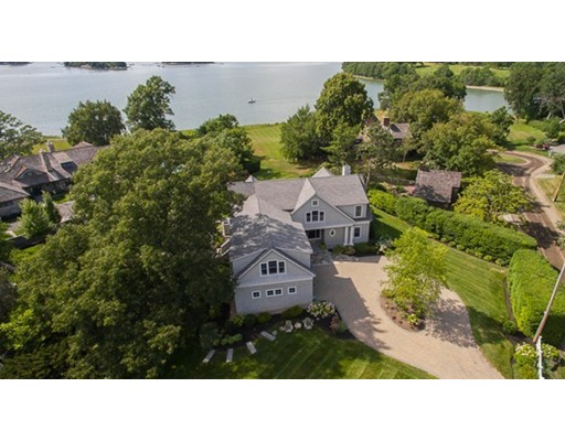Single Family Home for Sale at 13 Martins Cove Road Hingham, Massachusetts 02043 United States