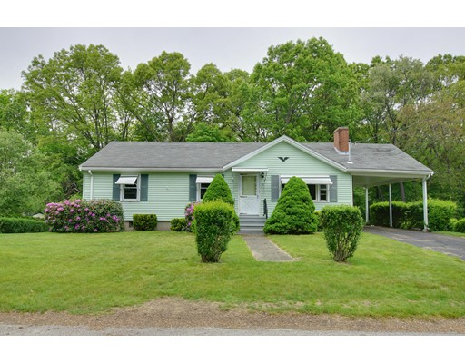 Single Family Home for Sale at 17 Hollywood Drive Grafton, Massachusetts 01536 United States